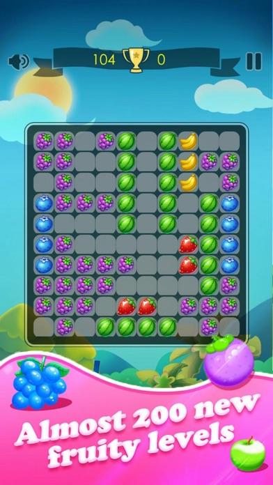 Blitz Fruit Block 1010 screenshot 1