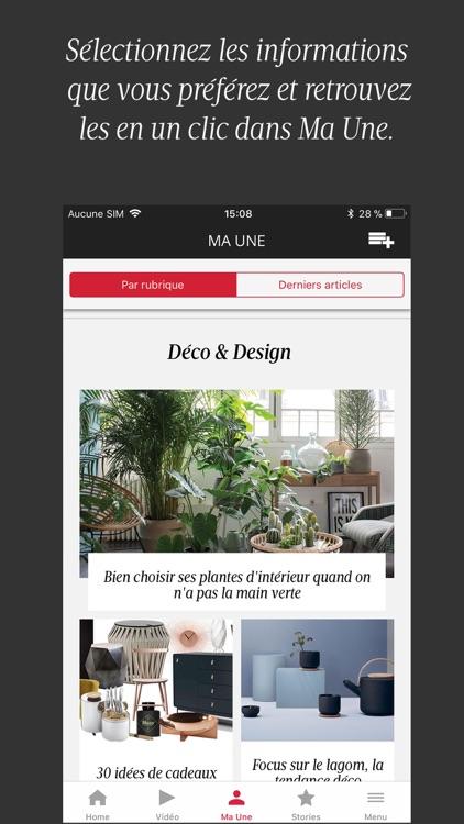 Madame Figaro, le news féminin screenshot-4