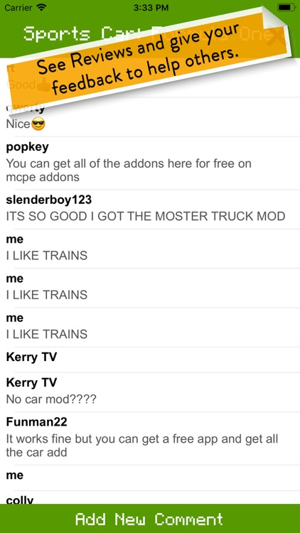 MCPE Add-ons - Addon Creator screenshot-4