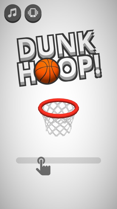 Dunk Hoop screenshot 5