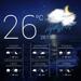 天气 预报 - 氣溫