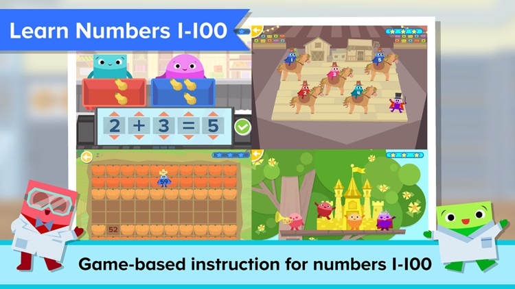ABCmouse Mastering Math screenshot-2