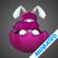 Cute Ninja Rabbit (animated)