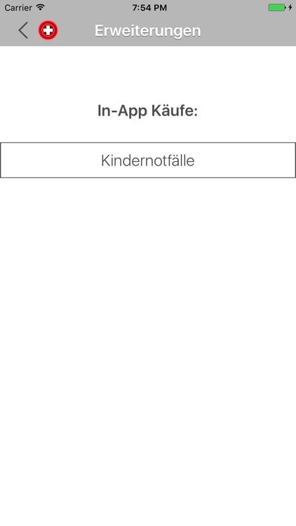 Erste Hilfe Sprachassistent screenshot-3