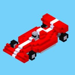 Blocky Formula: Extreme Car
