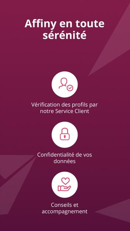 Affiny - App de rencontre screenshot-5
