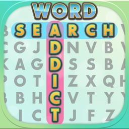 Word Search Addict: Word Games