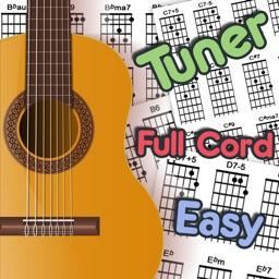 Guitar Tuner & Full BasicCord