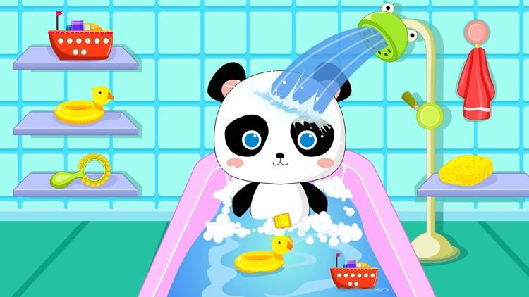 熊猫宝宝游乐园-游戏乐园