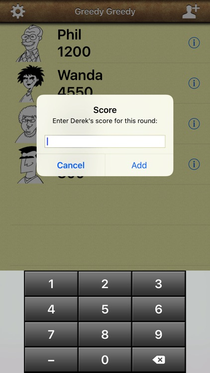 Score-O-Tron screenshot-1