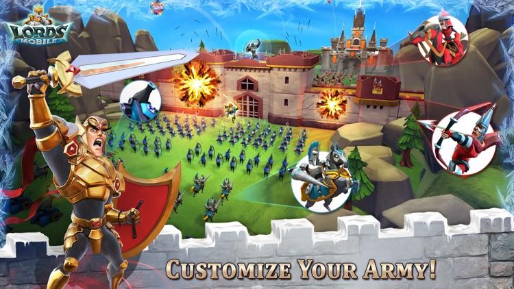 Lords Mobile screenshot-0