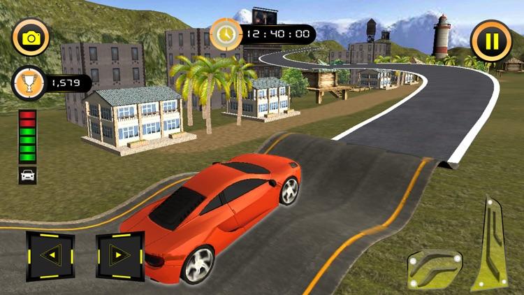 Angry Car City Destruction screenshot-3