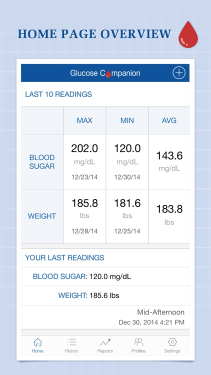 Glucose Companion Pro screenshot-0