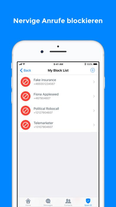 Truecaller: Spam protectionScreenshot von 2