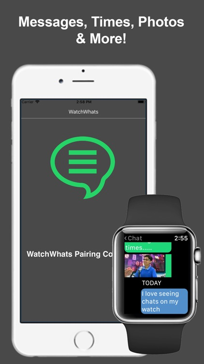 WatchWhats for WhatsApp