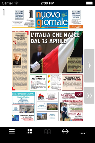 Il Nuovo Giornale - náhled