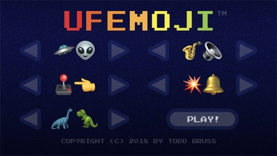 Screenshot for UF Emoji in Brazil App Store