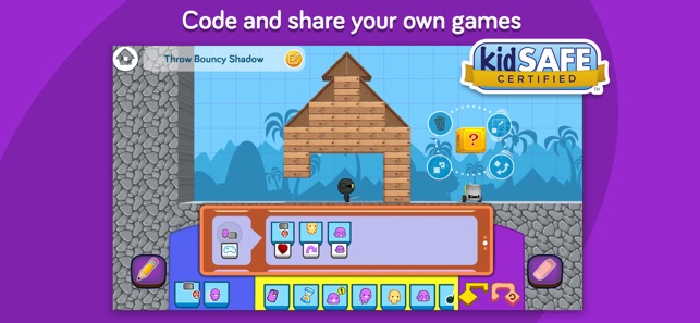The Foos Coding 5 Make Games Kids Learn Programming