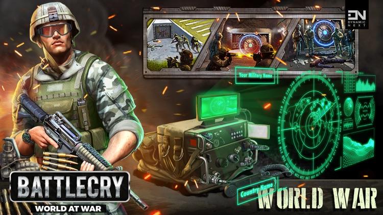 BattleCry: Alliance Wars screenshot-3