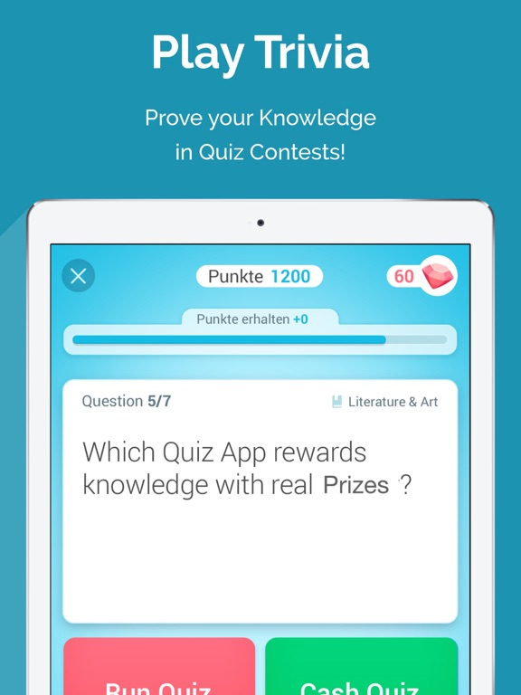 CASH QUIZ - Gift Cards Rewards | App Price Drops