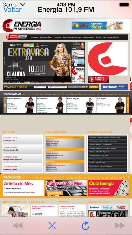 f15b28759 Rádio Energia 101,9 FM by Virtues Media App