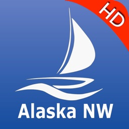 Alaska NW Nautical Charts Pro