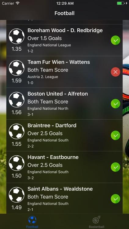 VIP Betting Tips Jet - Football Tips & Sports Bet screenshot-3