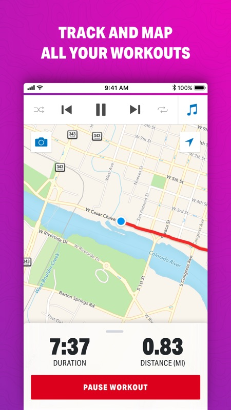 3 Minutes to Hack Map My Walk by Under Armour - Unlimited | TryCheat