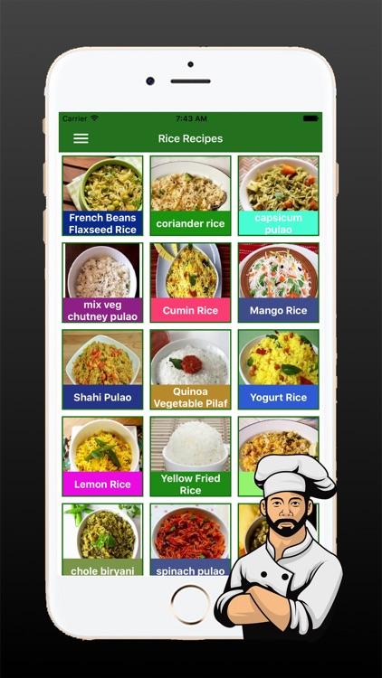 Tasty Recipes in English screenshot-3