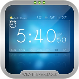 Weather And Alarm Clock