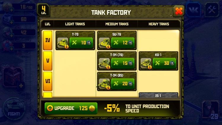 WW2: real time strategy game screenshot-4