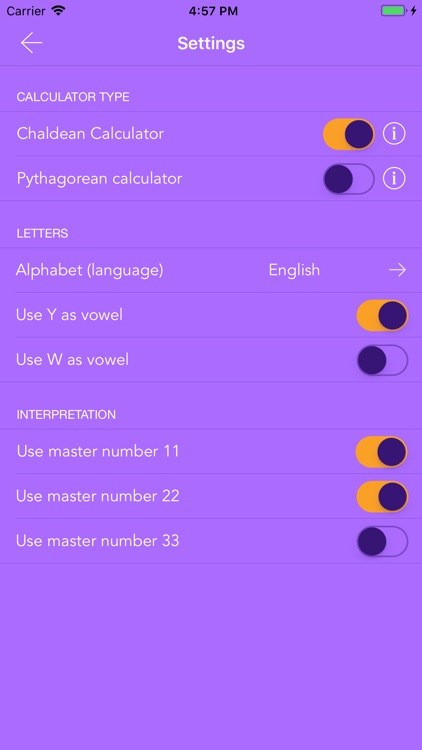 Pocket Numerology Pro screenshot-7