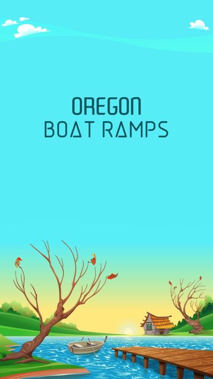 Oregon Boat Ramps - USA