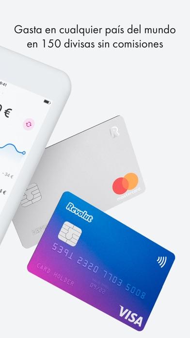 Screenshot for Revolut - Mejor que tu banco in Chile App Store