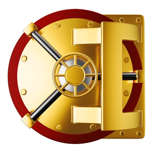 Password Manager Data Vault iOS App