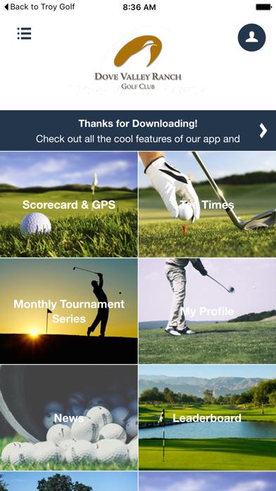 Thompson Golf screenshot 2