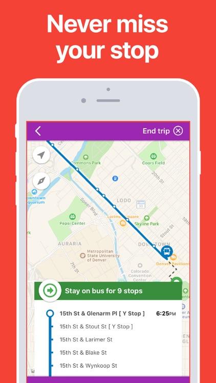 LA Transit • Metro & Bus Times screenshot-3