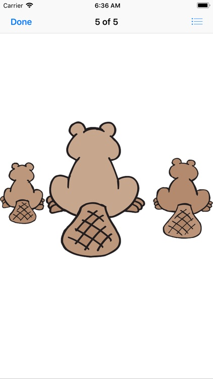Best Beaver Stickers screenshot-6
