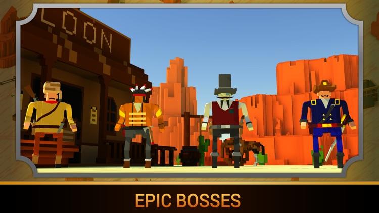 Gold and Guns: Western screenshot-4