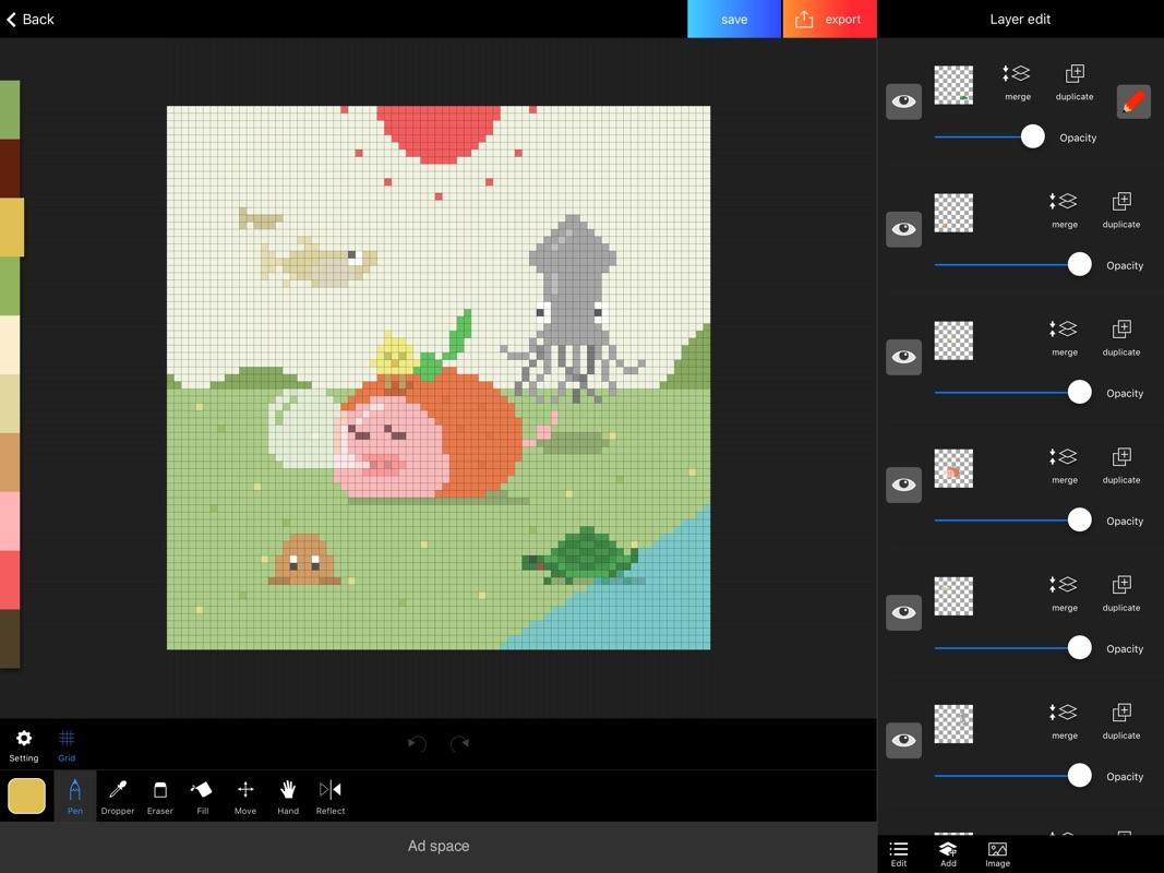 Pixelable Pixel Art Editor Online Game Hack And Cheat Gehack Com