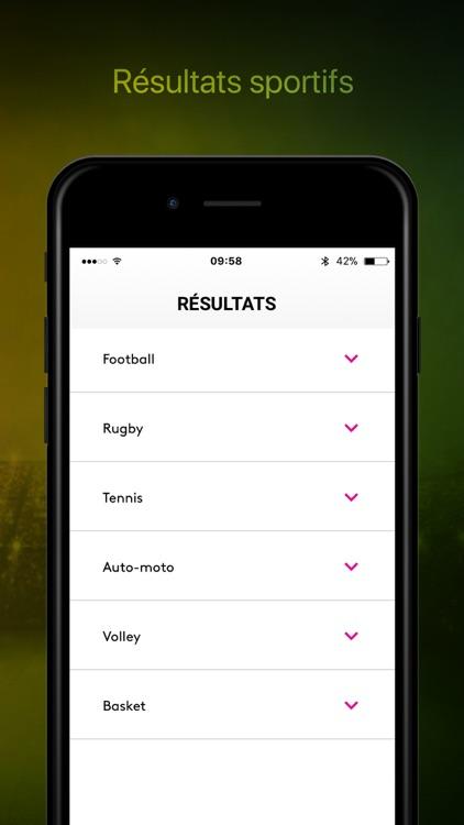 france·tv sport: actu sportive screenshot-3
