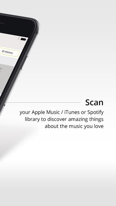 Screenshot for WhoSampled in Egypt App Store