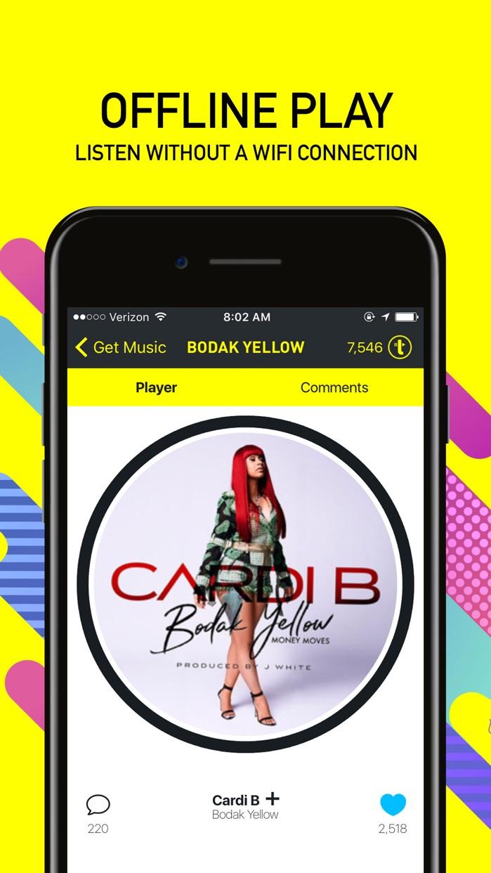 Trebel Music - Song Downloader Screenshot