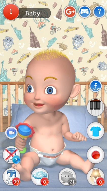 My Newborn Baby (Virtual Baby)