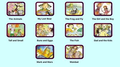 SaarBooks Fitzroy Reader 11-20 Screenshot