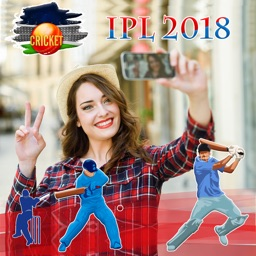 IPL 2018 Selfie Photo Maker