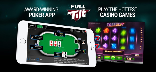 Can i play full tilt poker on my ipad slot car tracks in nj
