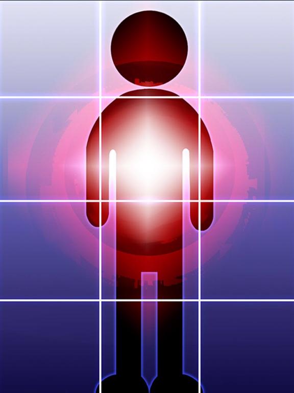 罫線カメラ 姿勢・顔のバランスチェックのおすすめ画像3