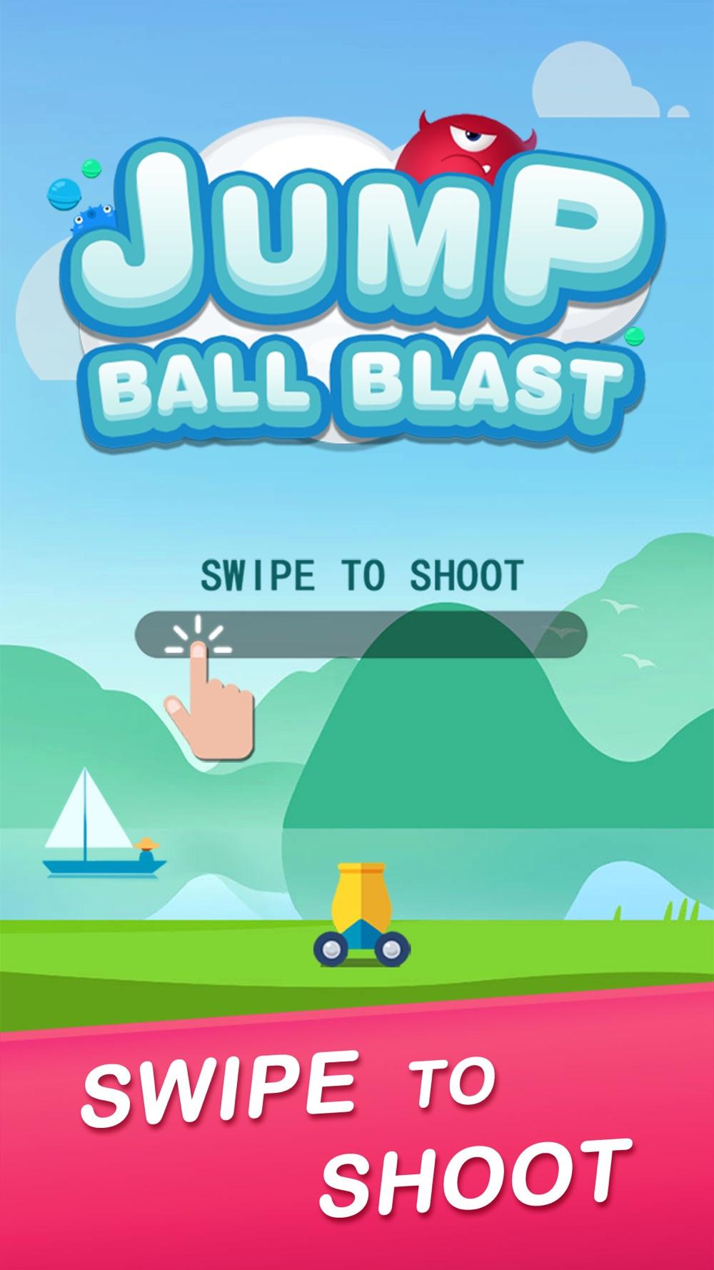 Jump Ball Blast