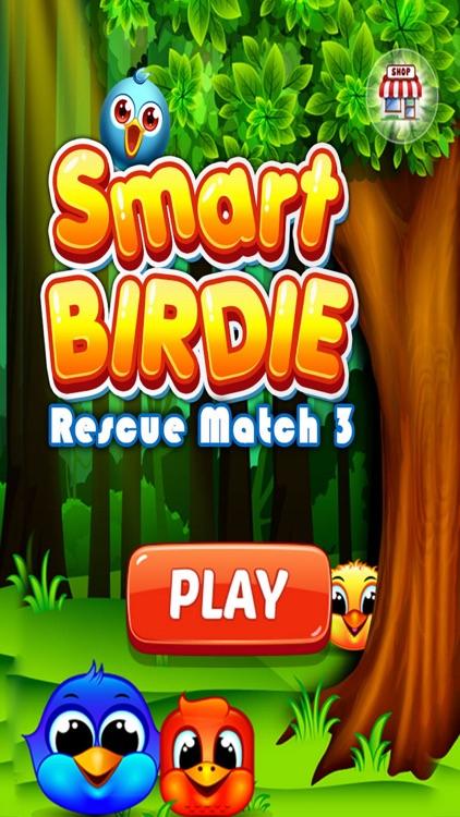Smart Birdie Rescue - Match 3